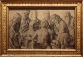 Giovanni Bellini : la lamentation sur le Christ mort