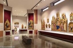 Au premier étage de la Galerie