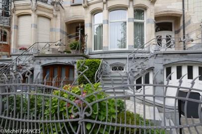 Avenue du général de Gaulle, maison d'Ernest Blerot