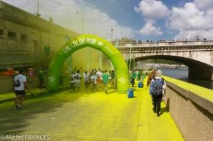 Le vert tirait sur le jaune cette année, ou alors c'est le capteur qui a renoncé ...