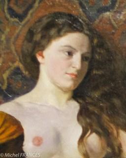 Frédéric Bazille - La Toilette - 1870