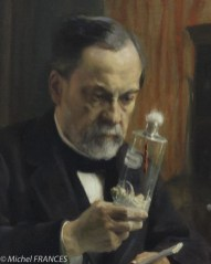 Albert Edelfelt - Louis Pasteur - 1885