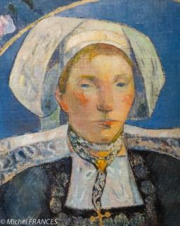 Paul Gauguin - La Belle Angèle - 1893