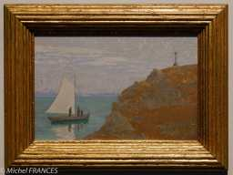 Alexandre SÉON - La prière ou l'île de Bréhat