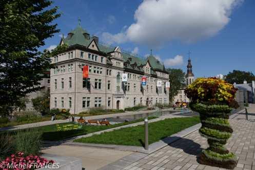 L'Hotel de Ville de Québec