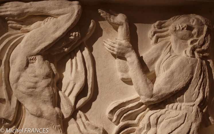 Musée Bourdelle - exposition Bourdelle et l'antique