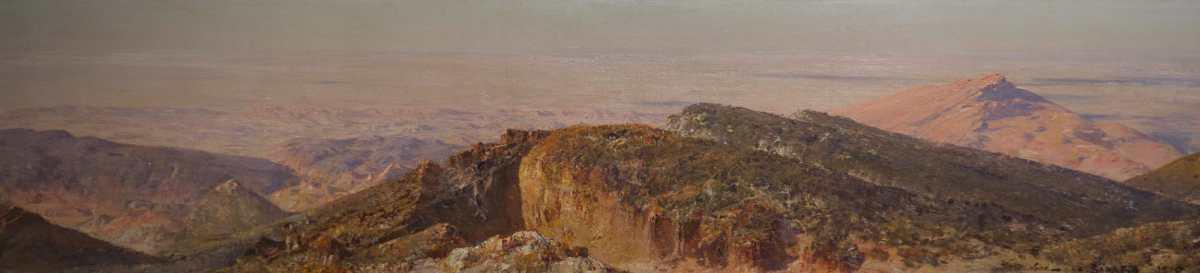 L'Autre et l'Ailleurs dans les peintures des lointains