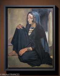 Musée du quai Branly - Peintures des lointains - Émile Bernard - Ombre et lumière - 1901