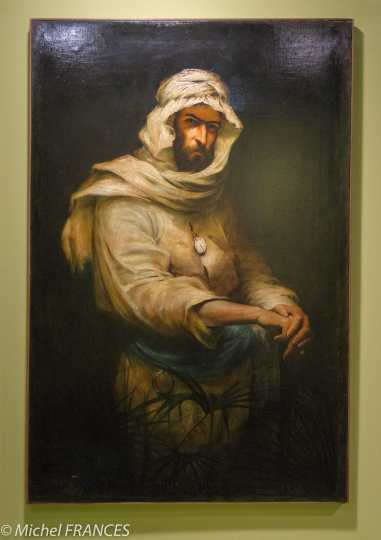 Musée du quai Branly - Peintures des lointains - Savorgnan de Brazza