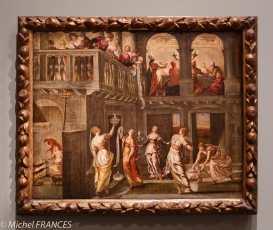 Musée du Luxembourg - Tintoret, naissance d'un génie - Les Vierges sages er les Vierges folles - vers 1555