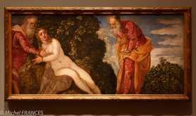 Musée du Luxembourg - Tintoret, naissance d'un génie - Suzanne et les vieillards - vers 1554-1555