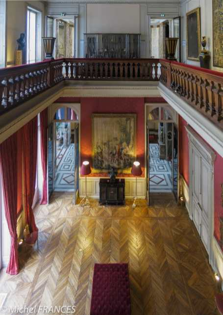 Musée Jacquemart-André - Le salon de musique