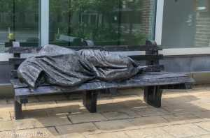 Thimothy Schmaltz - Jesus the Homeless