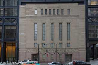 Toronto ) ancien Stock Exchange transformé en Design Exchange