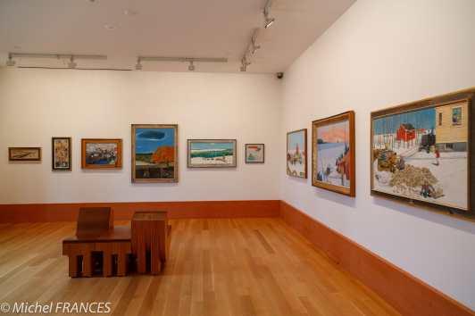 Toronto - AGO arts gallery of Ontario - le groupe des 7
