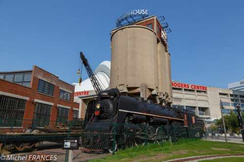 Toronto - le musée ferroviaire