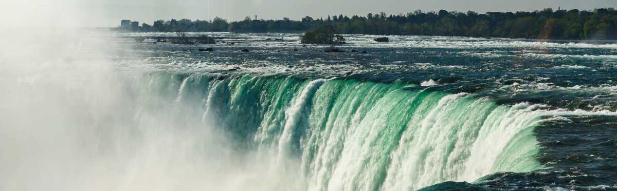 Ontario Québec – Les chutes du Niagara