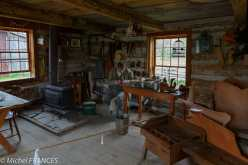 Upper Canada Village - l'atelier du shoe-maker