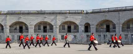 Le fort Henry à Kingston
