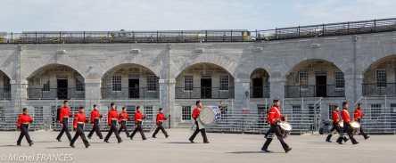Le fort Henry à Kingston