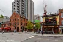 Ottawa - le centre ville près du marché By