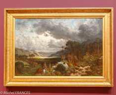 musée des beaux-arts d'Ottawa - Gustave Doré - Souvenir de Loch Drummond