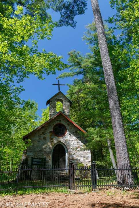Montebello - la chapelle Papineau