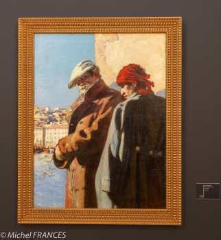 Musée des Beaux-Arts - Valère Bernard - Au soleil