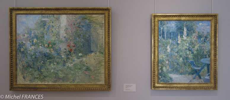 Marmottan Monet - Berthe Morisot