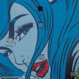 D-Face boulevard Vincent Auriol, Paris 13