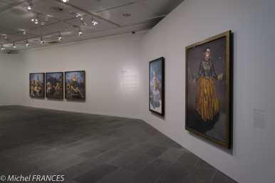 Orangerie - expo Paula Rego -