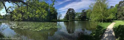 Le lac de Gravelle