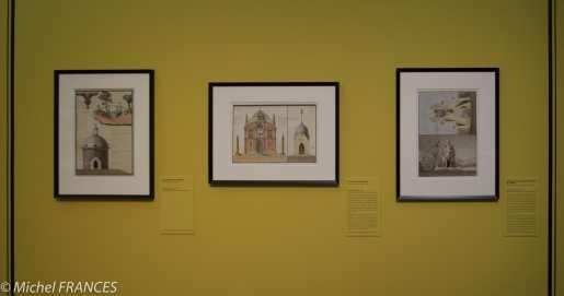 exposition Jean-Jacques Lequeu