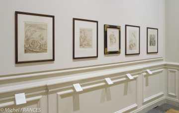 Fondation Custodia - expo 500 dessins musée Pouchkine