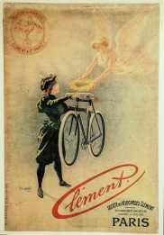 Titre(s) Clément, Société des vélocipèdes Clémént ... Paris : [affiche] / L. E Jardon, pinxit ; Lucien Baylac, lith. Auteur(s) Jardon, L. E [Illustrateur] Autre(s) auteur(s) Baylac, Lucien (1851-1911) [Lithographe] Imprimerie Kossuth (Paris) [Imprimeur] Editeur(s), Imprimeur(s) [S.l.] : [éditeur inconnu], 1896 (Paris), 24, rue Albouy : Imp. J. Kossuth Description 1 est. (affiche) : lithogr., en noir. ; 127 x 86 cm Note(s) spécifique(s) Signée et datée en bas à gauche Sujet(s) Cycles et automobiles Clément -- Publicité Bicyclettes -- Publicité -- 1870-1914 Mot(s)-clé(s) produits de l'industrie Cote de l'exemplaire numérisé AF 222713 GF Date de mise en ligne 13/04/2012 Droits d'accès Consultable sans restrictions Droits Reproduction réservée à un usage strictement privé. Mention de la source obligatoire. Source Ville de Paris / Bibliothèque Forney