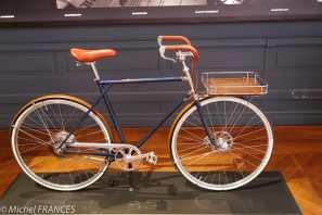 Un vélo de la Maison Tamboîte