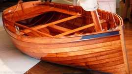 Le canot Izenah du Chantier du Guip à Brest