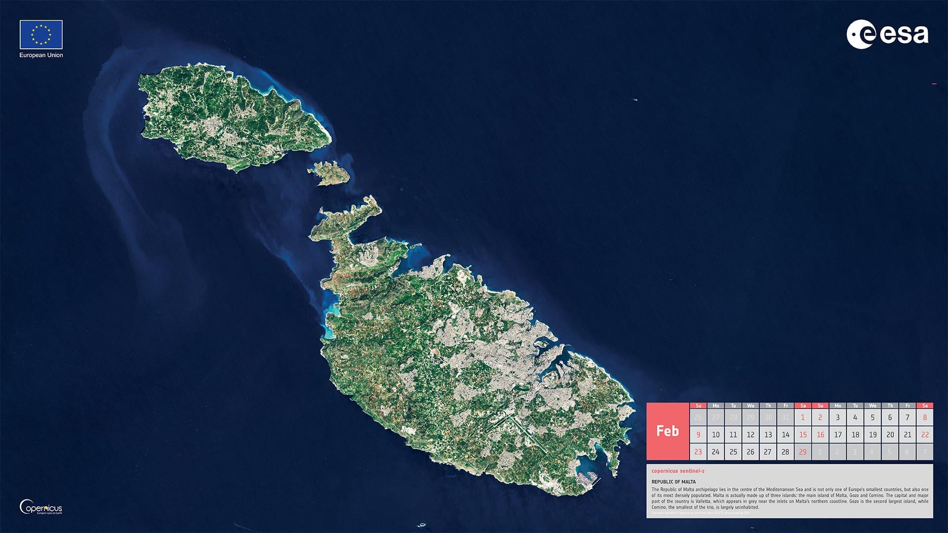 Février 2020 - République de Malte