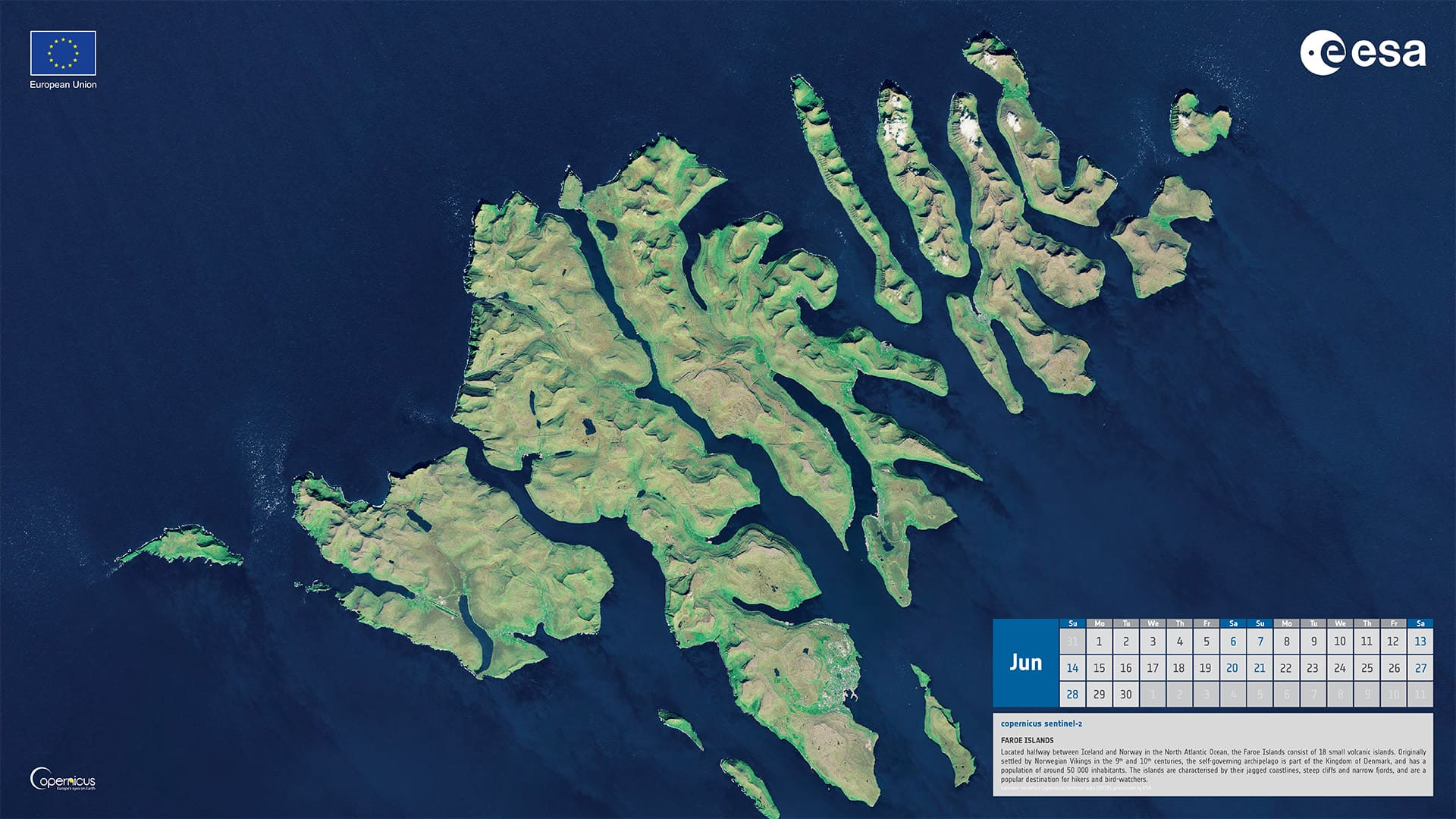 Juin 2020 - Îles Féroé (Danemark)