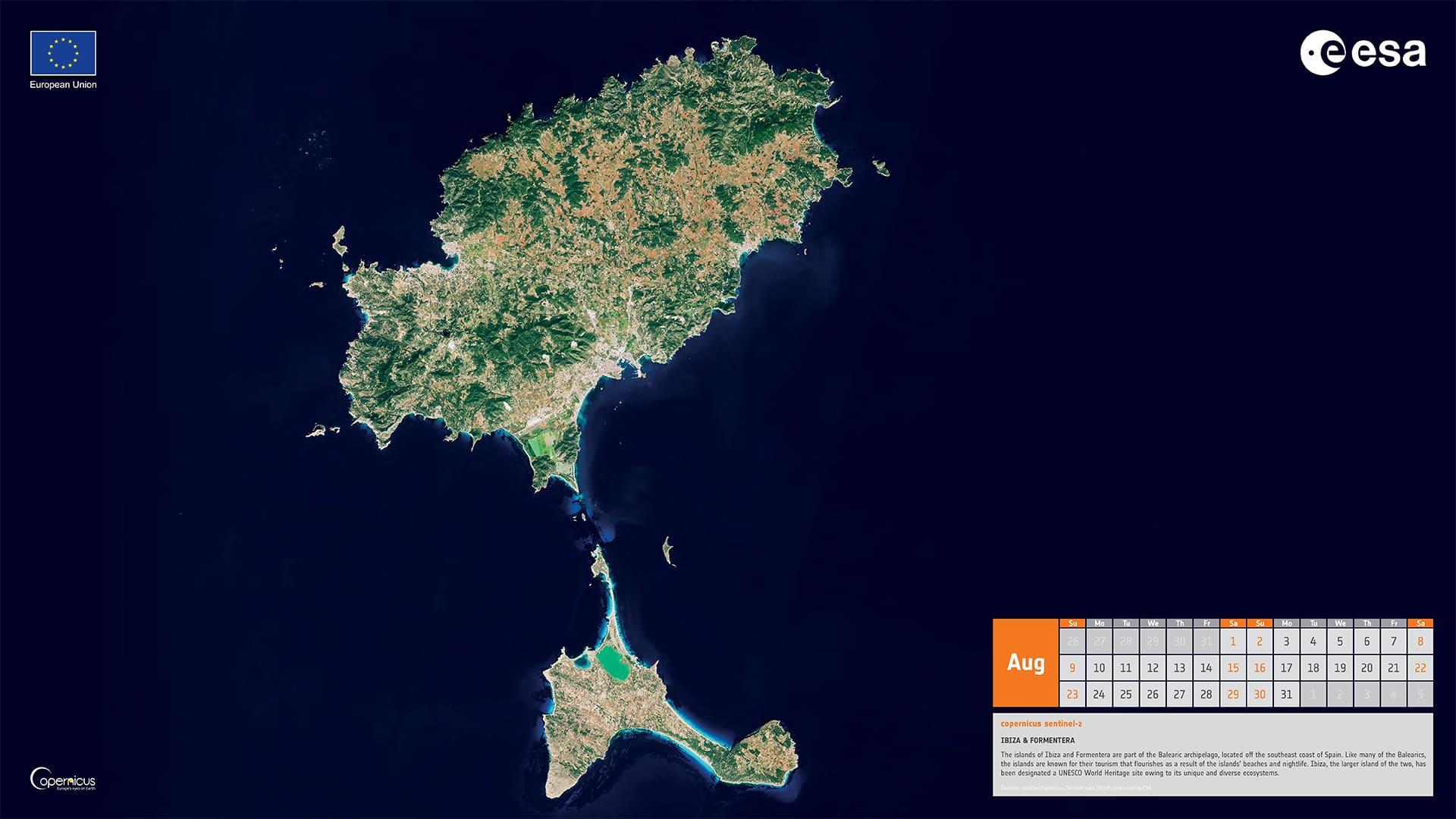 Août 2020 - Ibiza et Formentera (Baléares, Espagne)