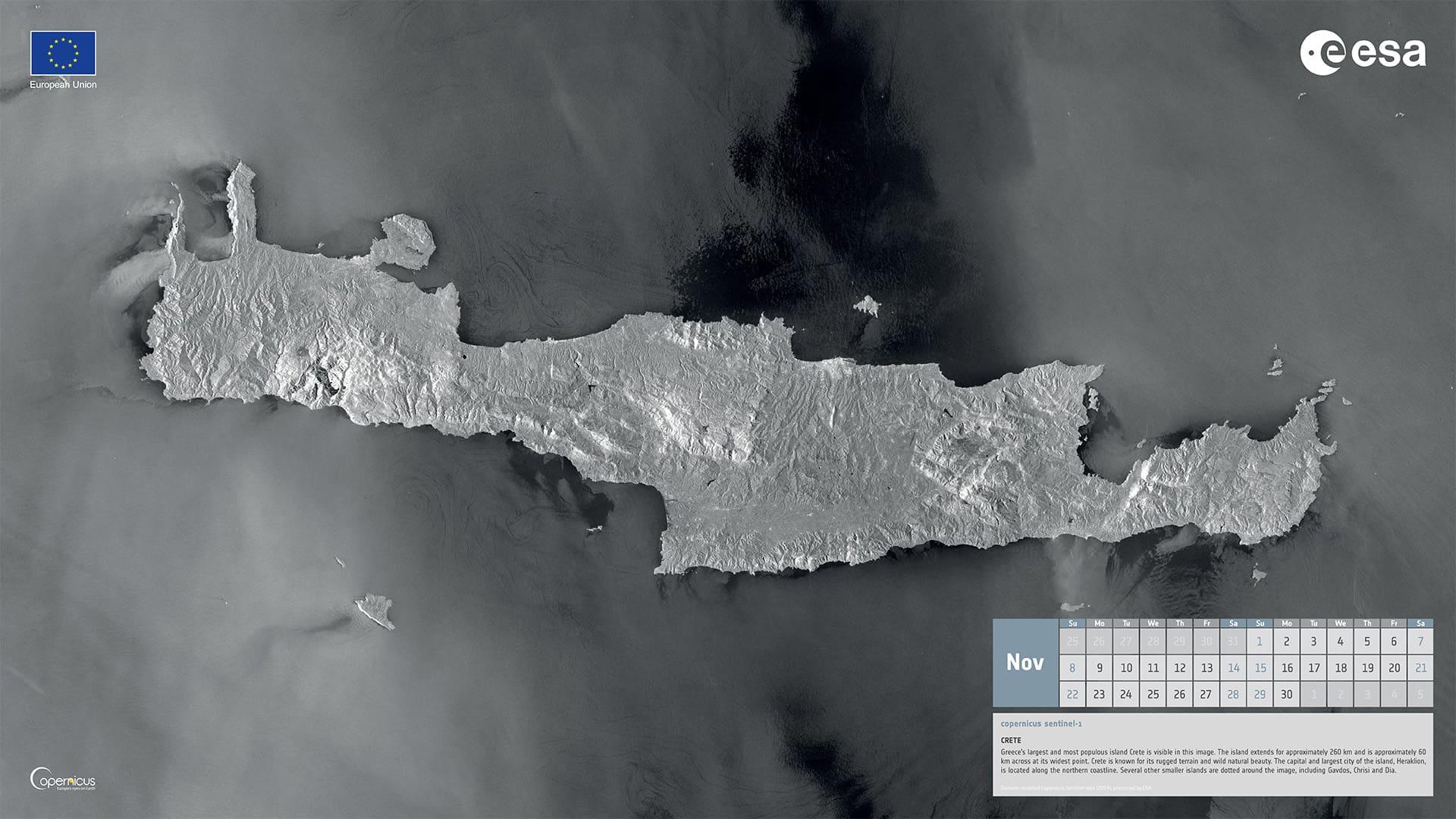 Novembre 2020 - Île de Crète (Grèce)