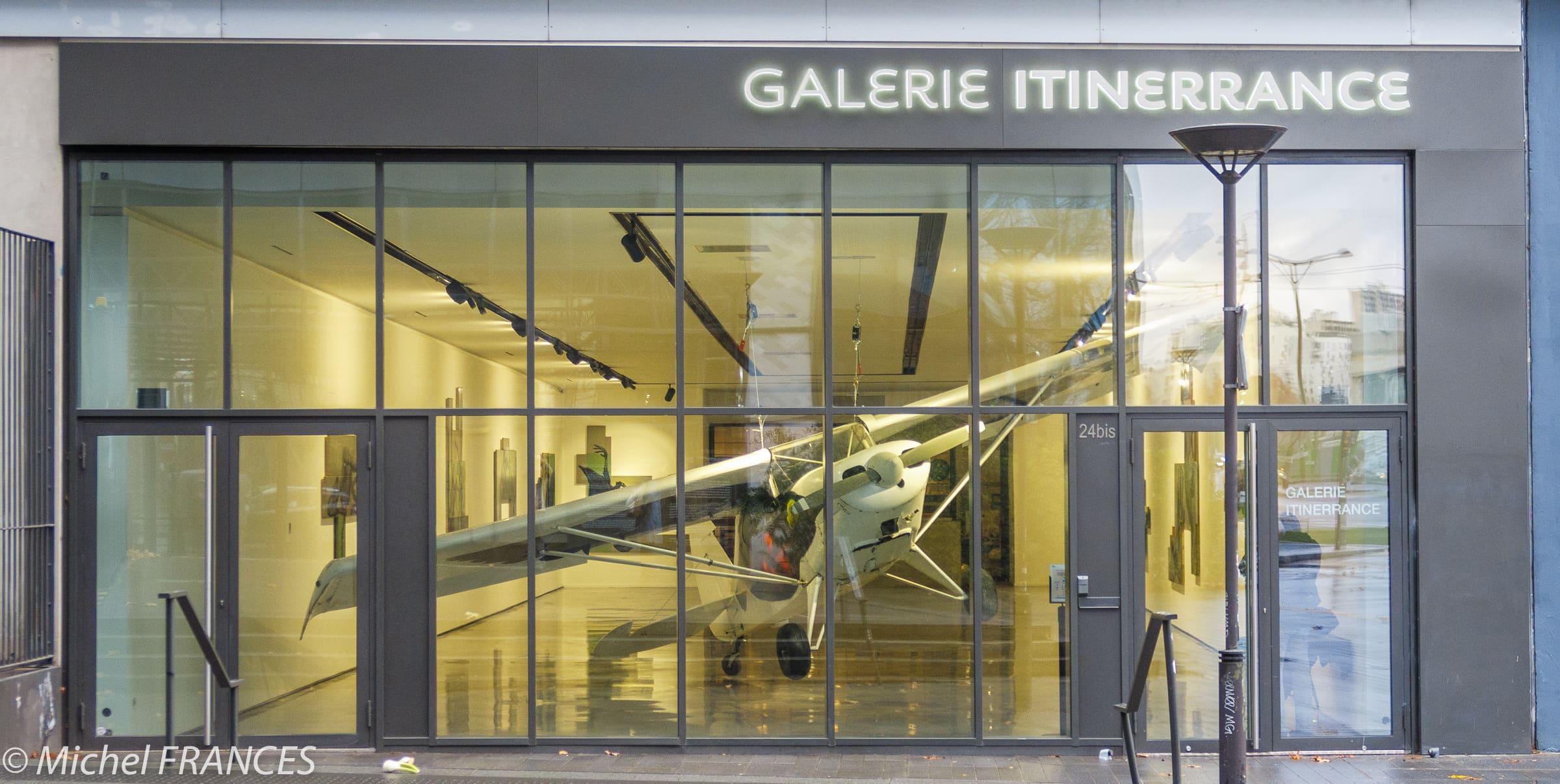 Galerie Itinerrance – Expo ROA