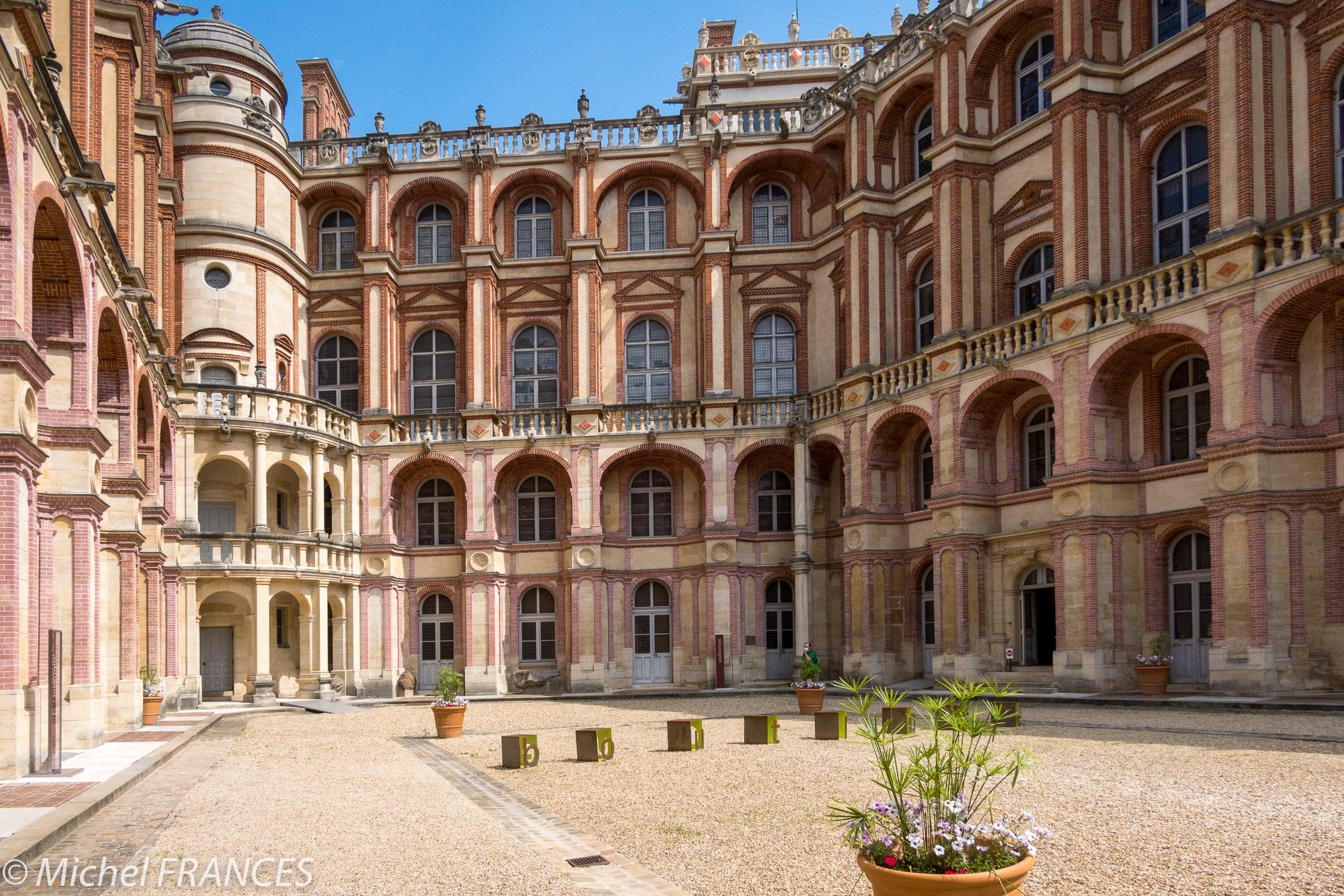 Chateau de Saint-Germain en Laye