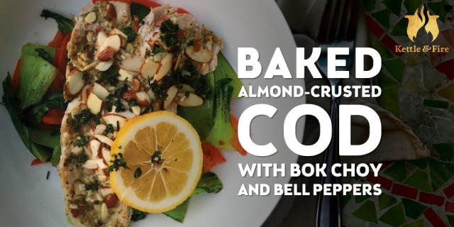 Quick Keto Lunches to Fit Into Your Weekly Meal Prep: Baked Cod