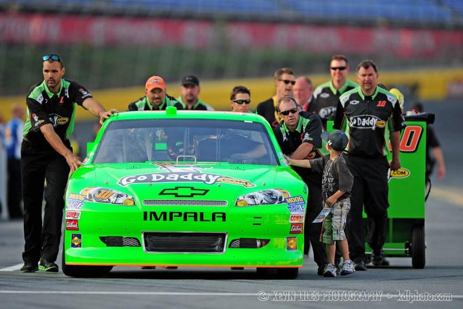 NASCAR Sprint Cup Series: Coca-Cola 600-Qualifying