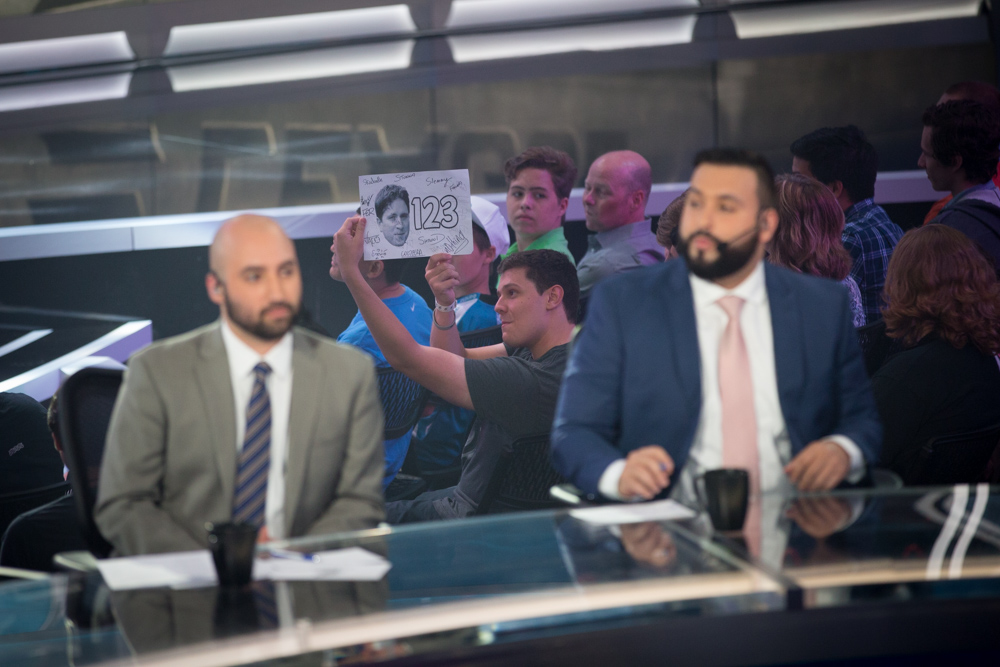 Atlanta, Georgia - May 27, 2016: xxxxx during the ELeague finals at Turner Studios. This is the first week of ELeague, a partnership between WME | IMG and Turner Broadcasting. Two other teams, Team Liquid and Renegades, were eliminated during the semifinals on Thursday, May 26. (Kevin D. Liles for ESPN)