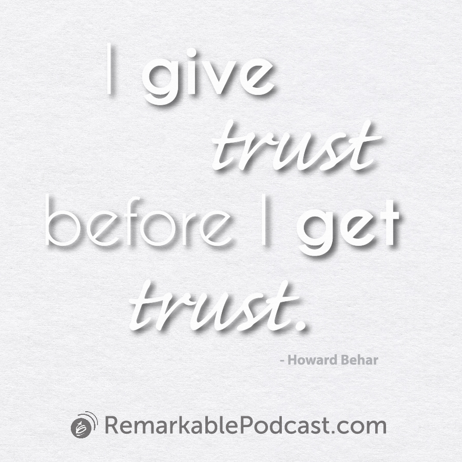 Leadership and a Cup of Coffee with Howard Behar