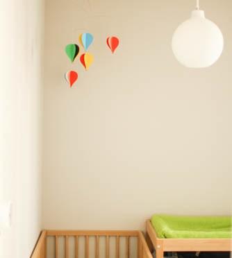 3畳未満の子ども部屋