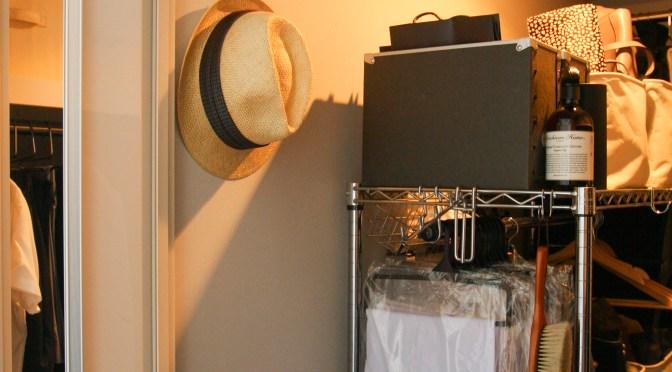 帽子は「持ち主」と「形」によって収納方法を変えるのがポイント!(掲載のお知らせ)