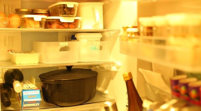 苦手な家事@料理の効率化のためにしている3つのこと。と、ごあいさつ